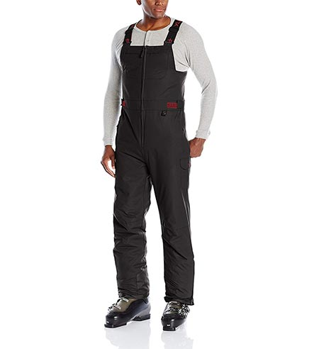 7. Arctix Men's Athletic Fit Avalanche Bib Overall