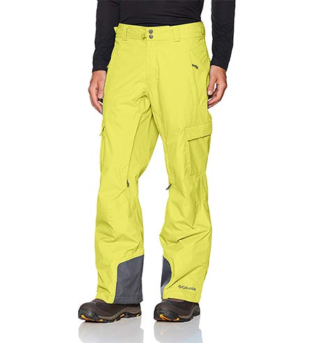 6. Columbia Men's Ridge 2 Run II Pants