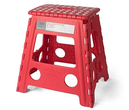 8. Acko 16 Inches Super Strong Folding Step Stool