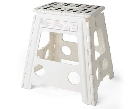 2. Acko 16 Inches Super Strong Folding Step Stool