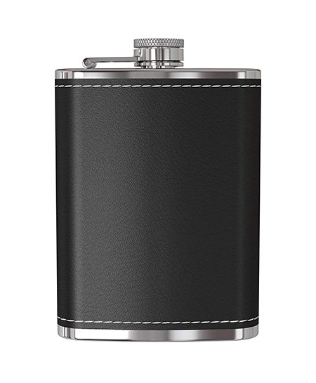 6. Flask for Liquor and Funnel by My Trendy Kitchen