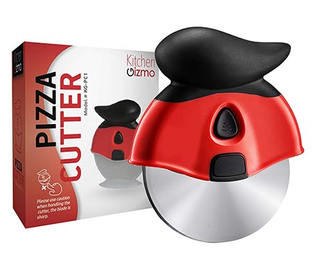 12. Kitchen Gizmo Pizza Cutter Wheel
