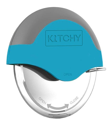 1. Kitchy Pizza Cutter Wheel
