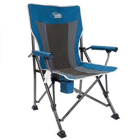 5. Timber Ridge Camping Folding Chair
