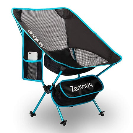 3. Zerllaug Folding Camping Chair