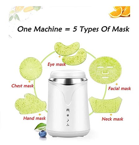7. Ourhomer Facial Mask Machine