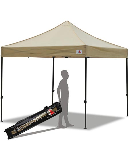 1. ABCCANOPY Pop up Commercial Instant Canopy