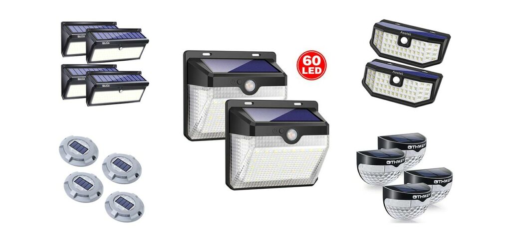 Best Outdoor Solar Deck Lights