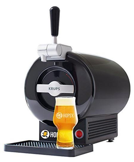 Number 5: The SUB Home Draft Beer Appliance by Krups