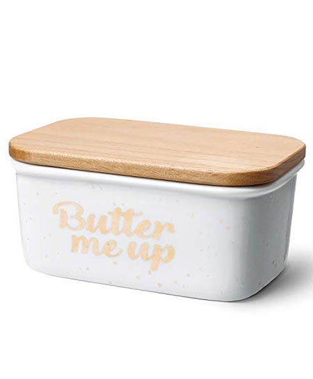 5. Sweese 3177 Large Butter Dish