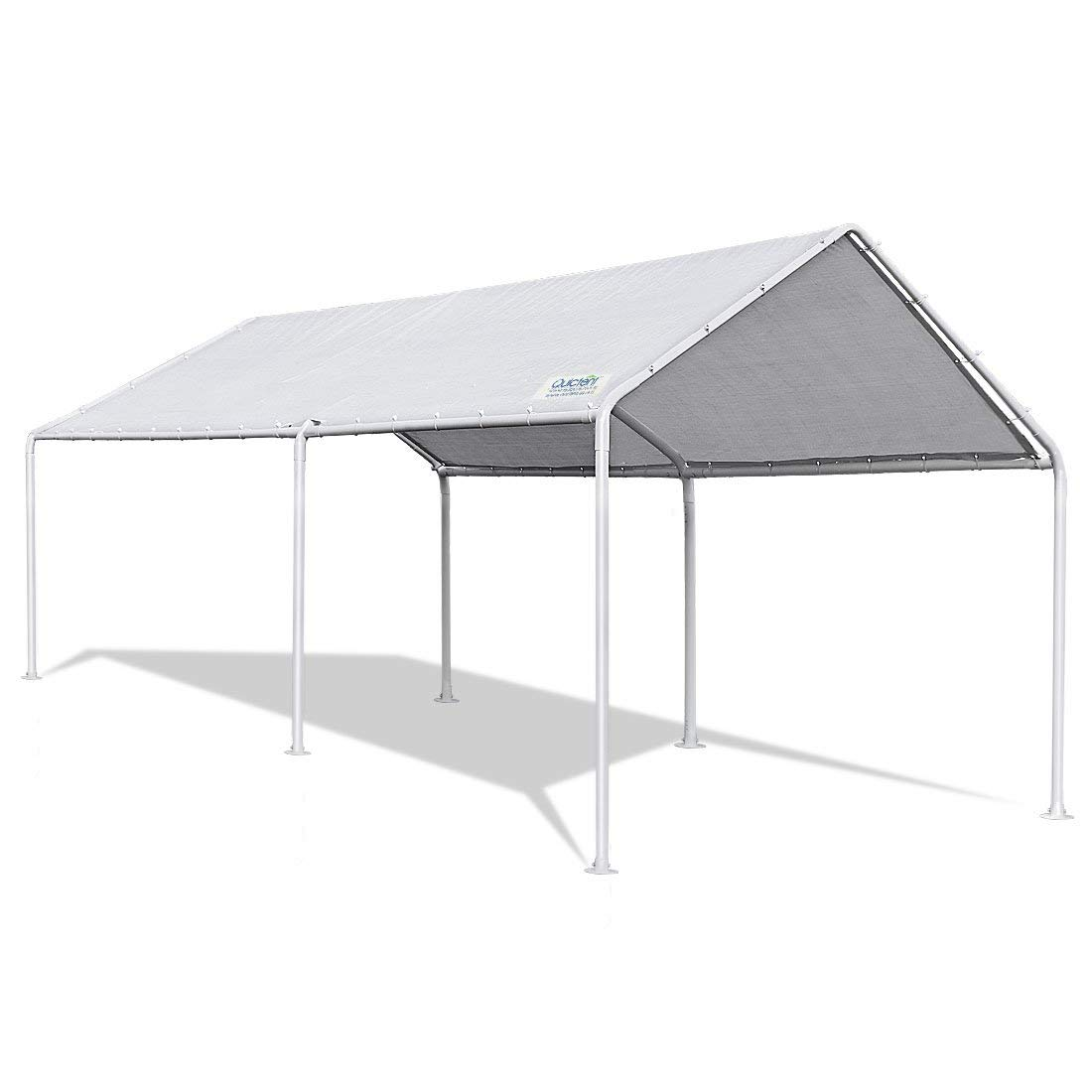4. Quictent Heavy Duty Carport Car Canopy Party Tent Boat Shelter