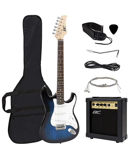 2 Beginner electric Guitar by Bestchoice