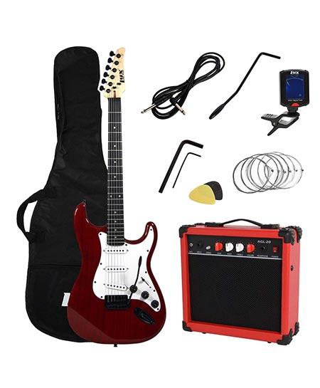 3 Electric Guitar by LyxPro