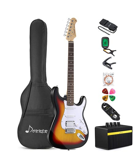 1 DST-1S Electric Guitar by Donner