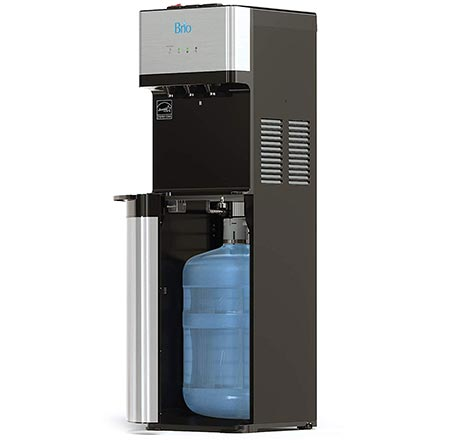 3. Brio Self Cleaning Bottom Loading Water Cooler Water Dispenser
