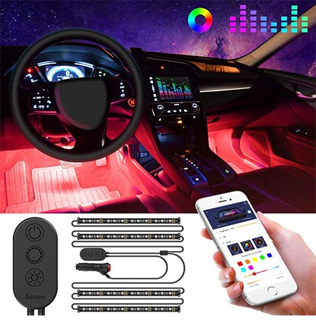 7-EJ's SUPERCAR Multi-Mode Wireless LED Light