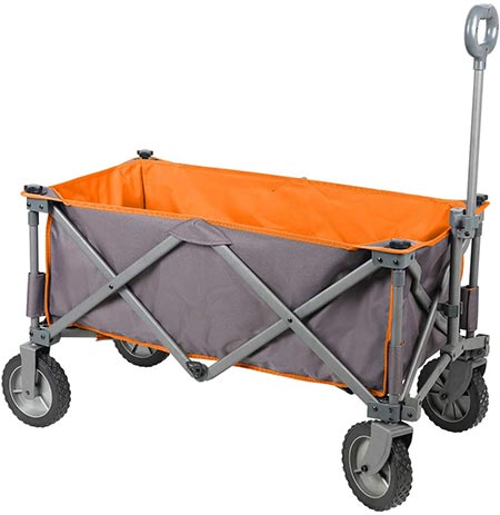8. PORTAL Collapsible Folding Utility Wagon