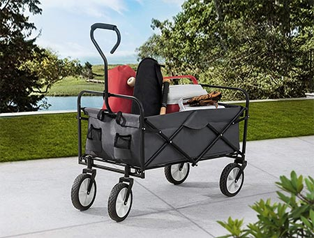 2. S2 Collapsible Folding Wagon Cart with Wheels