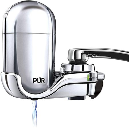 3 PUR FM-3700advanced faucet water filtration system