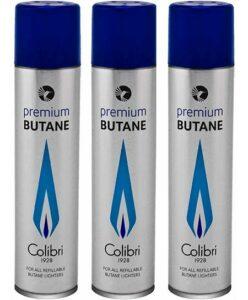 Colibri Premium Butane Fuel Refill for Lighter
