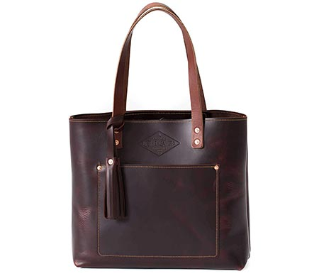 3-Deluxe Handmade Leather Tote for Women