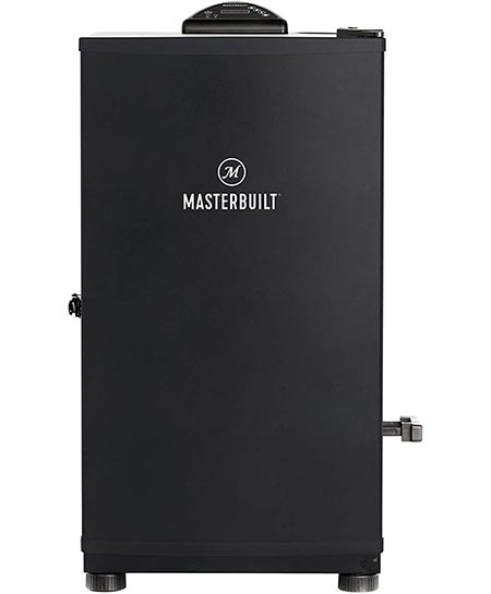 4-30-Inch Digital Electric Smoker MB 20071117 By Masterbuilt