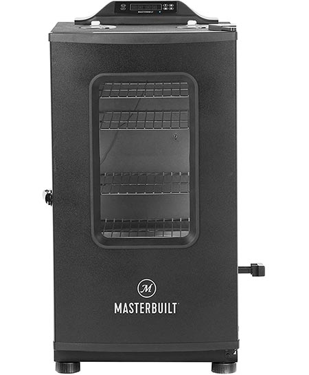 3-Masterbuilt Bluetooth Digital Electric Smoker MB 20073519